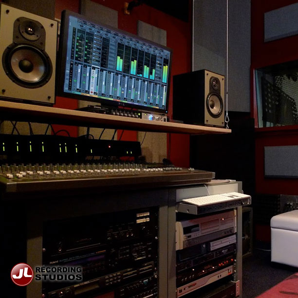 Jl Recording Studios Recording Studio Photos