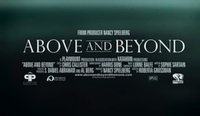 Above And Beyond Documentary Feature Film voiceover recording