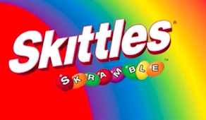 Skittles game voice over