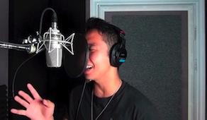 Voice & music video recording